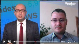 Петър Иванов от АКГБ разказва пред Блумбърг ТВ България как пандемията се отрази върху бизнеса с къщи за гости