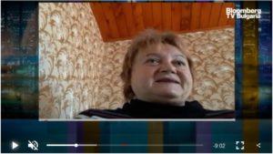 """Г-жа Кънева в """"Бизнес старт"""" по Блумбърг ТВ коментира как са се изменили резервациите на къщите за гости"""